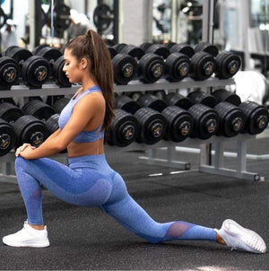 yoyoyoyoga.com Leggings Women Fitness Leggings Stretch Slim Sportswear