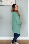 Molly Cable Cardigan-Outerwear-Sister Story