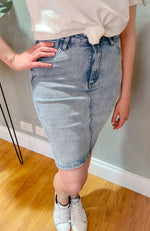 Billy Denim Skirt