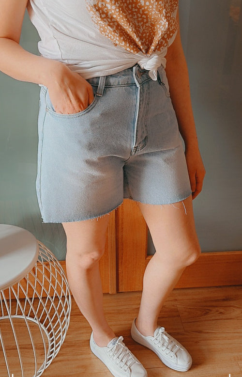 Lexi Denim Shorts