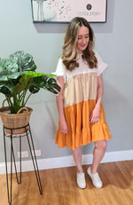 Annie Ruffle Dress