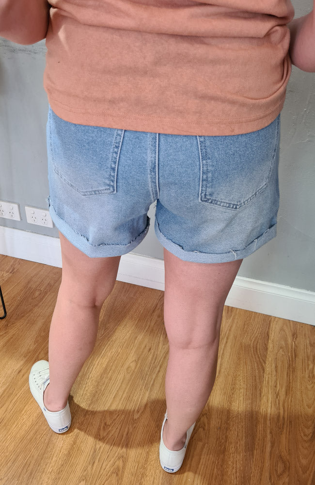 Hayden Denim Shorts