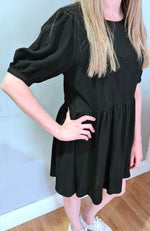 Rhiannon Dress - Black