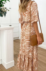 Alisha Maxi Dress