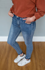 Stacey Jean - Blue Wash-Jeans-Sister Story
