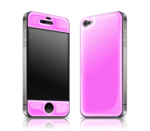 <!--4-->iPhone 4/4s - Glow Gel™ Skins