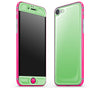 Apple Green / Neon Pink <br>iPhone 7/8 - Glow Gel Combo