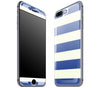 Nautical Striped <br>iPhone 7/8 PLUS - Glow Gel Skin
