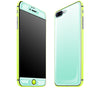 Mint / Neon Yellow <br>iPhone 7/8 PLUS - Glow Gel Combo