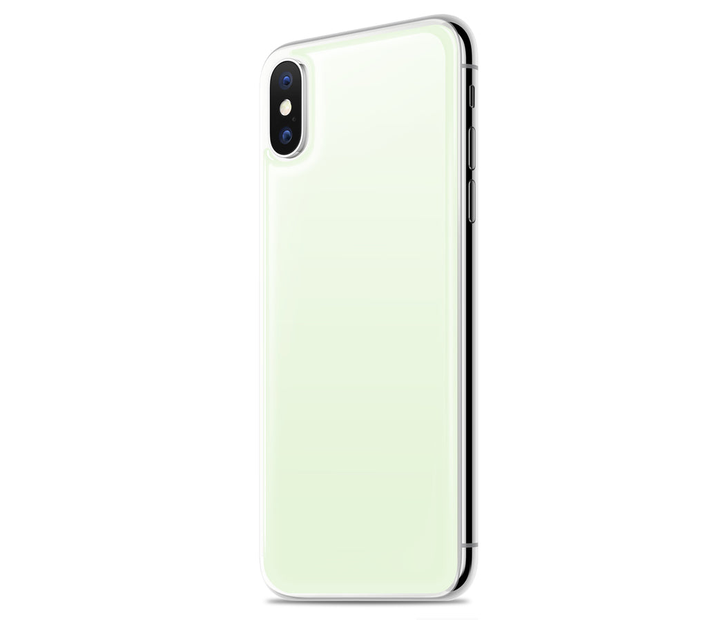 Atomic Ice <br>iPhone X - Glow Gel skin
