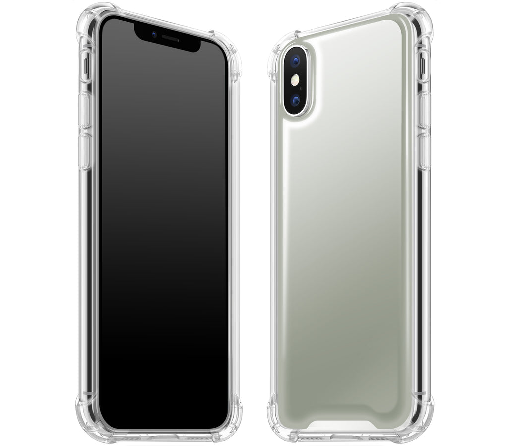 Steel Ash <br>iPhone Xs Max - Glow Gel case