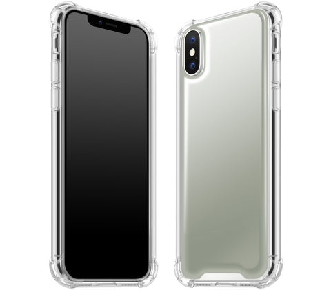 Steel Ash <br>iPhone X - Glow Gel case