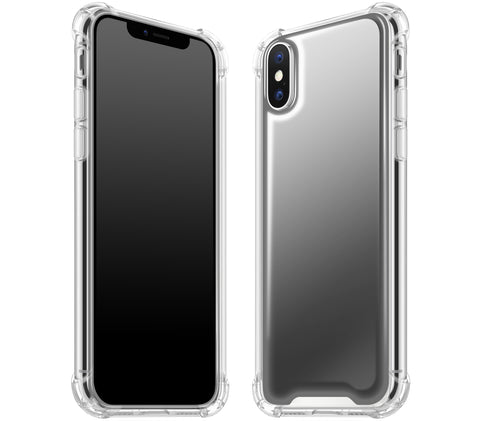 Graphite <br>iPhone X - Glow Gel case