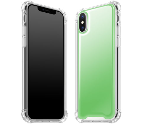 Apple Green <br>iPhone X - Glow Gel case