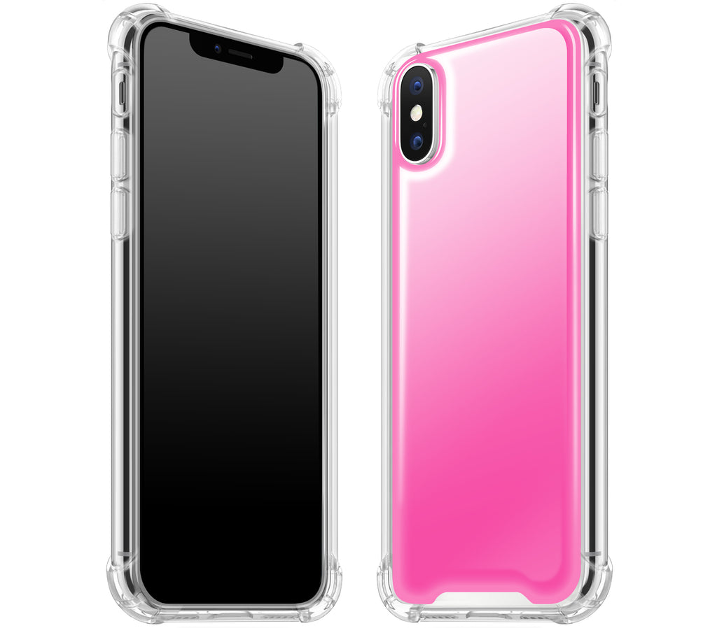 Cotton Candy <br>iPhone X - Glow Gel case