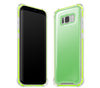 Apple Green / Neon Yellow <br>Samsung S8 - Glow Gel case combo
