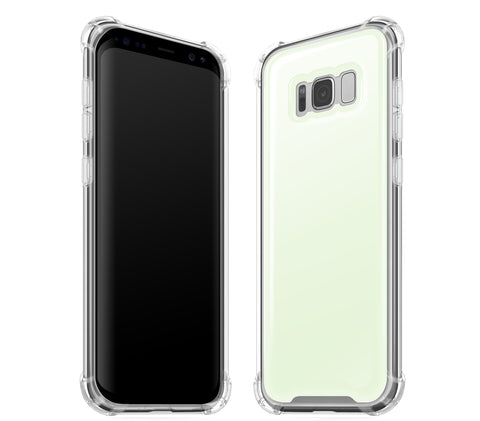 Atomic Ice <br>Samsung S8 - Glow Gel case