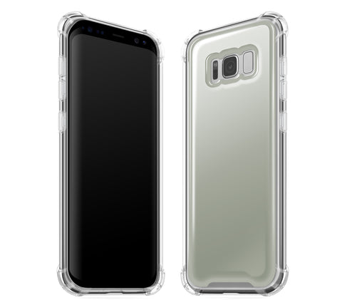 Steel Ash <br>Samsung S8 - Glow Gel case