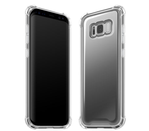 Graphite <br>Samsung S8 - Glow Gel case