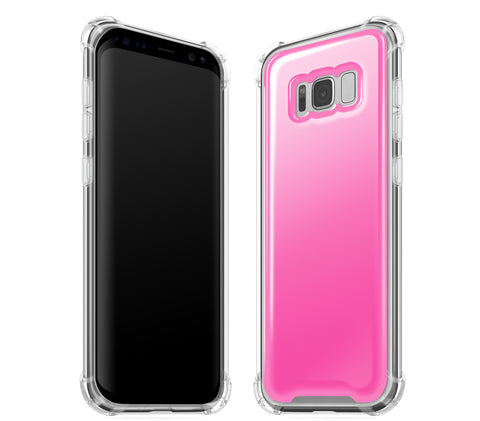 Cotton Candy <br>Samsung S8 - Glow Gel case