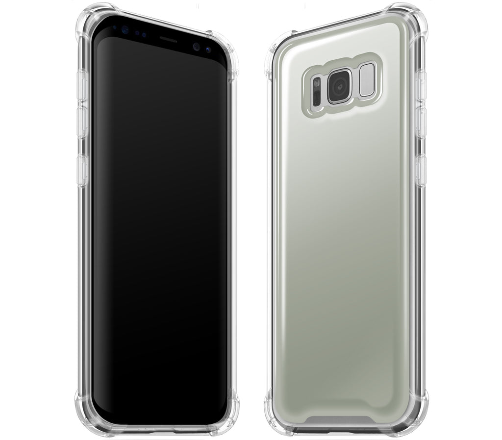 Steel Ash <br>Samsung S8 PLUS - Glow Gel case