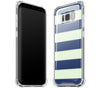 Nautical Striped <br>Samsung S8 PLUS - Glow Gel case