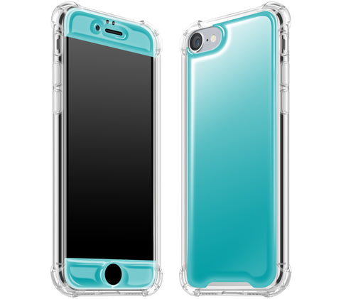 Teal <br>iPhone 7/8 - Glow Gel case