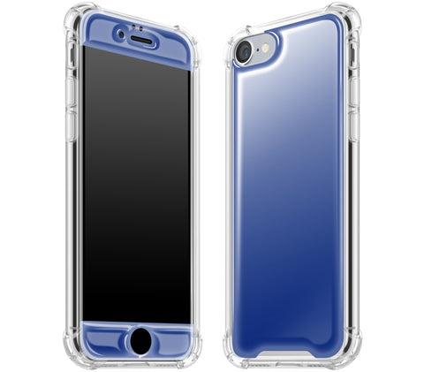 Navy Blue <br>iPhone 7/8 - Glow Gel case