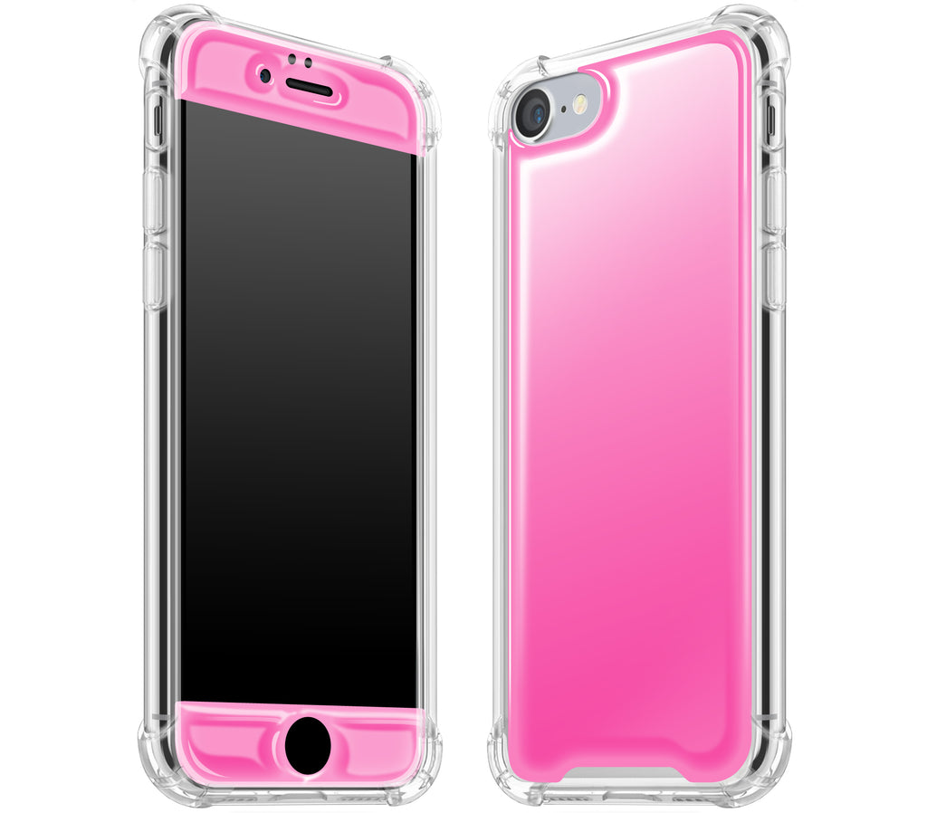 Cotton Candy <br>iPhone 7/8 - Glow Gel case