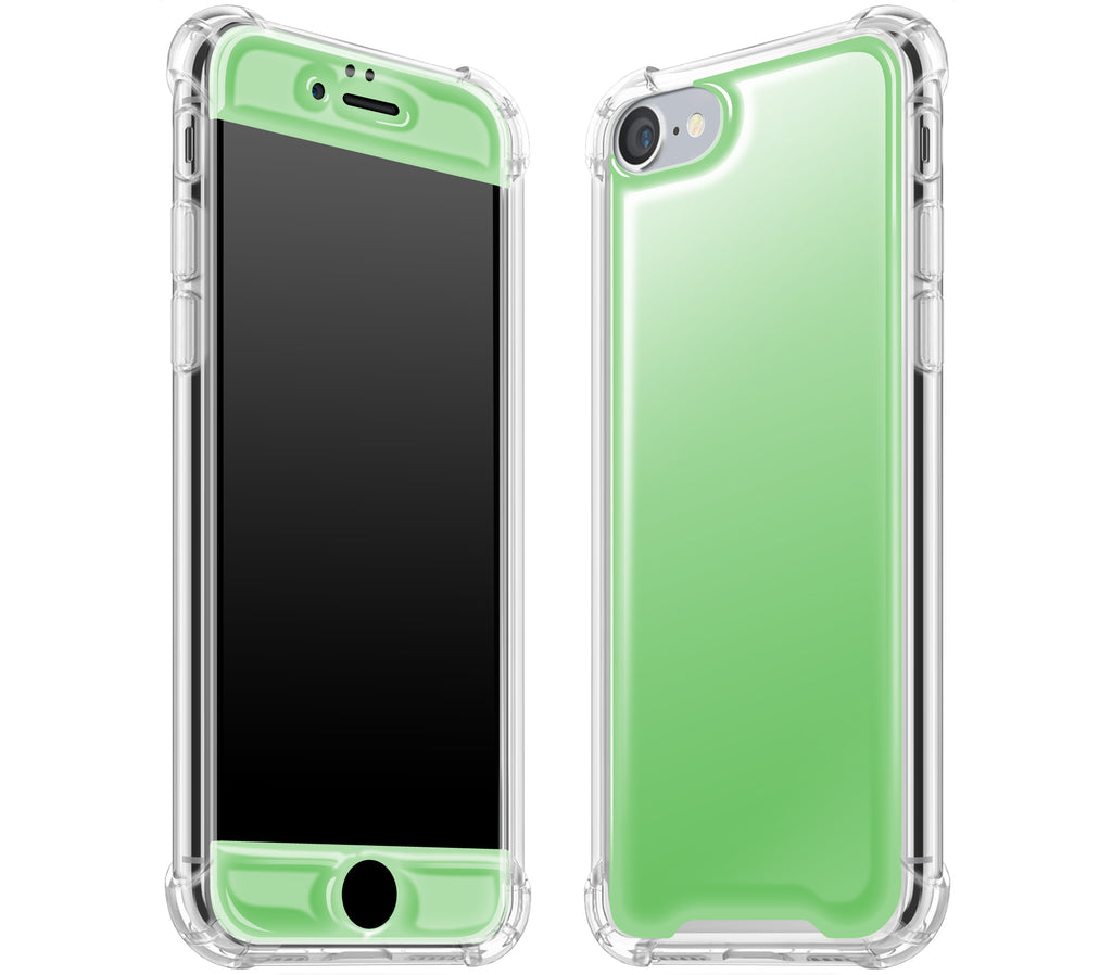 Apple Green <br>iPhone 7/8 - Glow Gel case