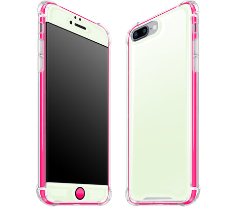 Atomic Ice / Neon Pink <br>iPhone 7/8 PLUS - Glow Gel case combo