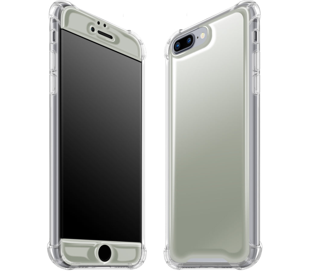 Steel Ash <br>iPhone 7/8 PLUS - Glow Gel case