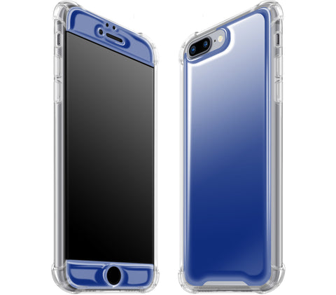 Navy Blue <br>iPhone 7/8 PLUS - Glow Gel case