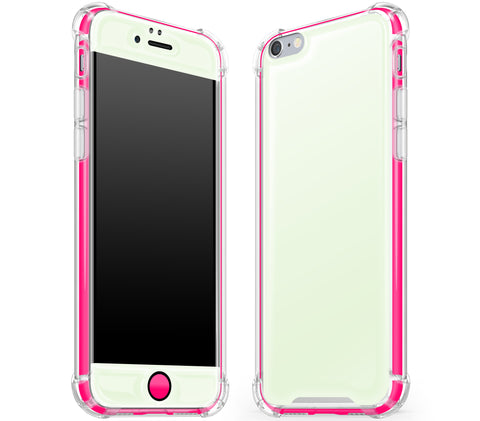Atomic Ice / Neon Pink <br>iPhone 6/6s - Glow Gel case combo