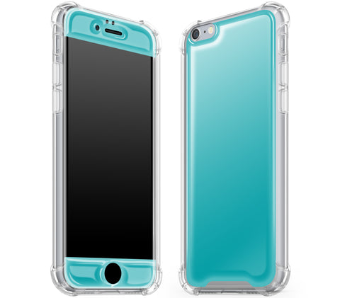 Teal <br>iPhone 6/6s - Glow Gel case