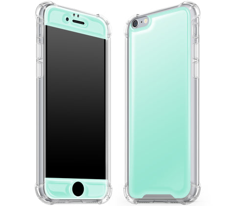 Mint <br>iPhone 6/6s - Glow Gel case