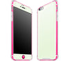 Atomic Ice / Neon Pink <br>iPhone 6/6s PLUS - Glow Gel case combo