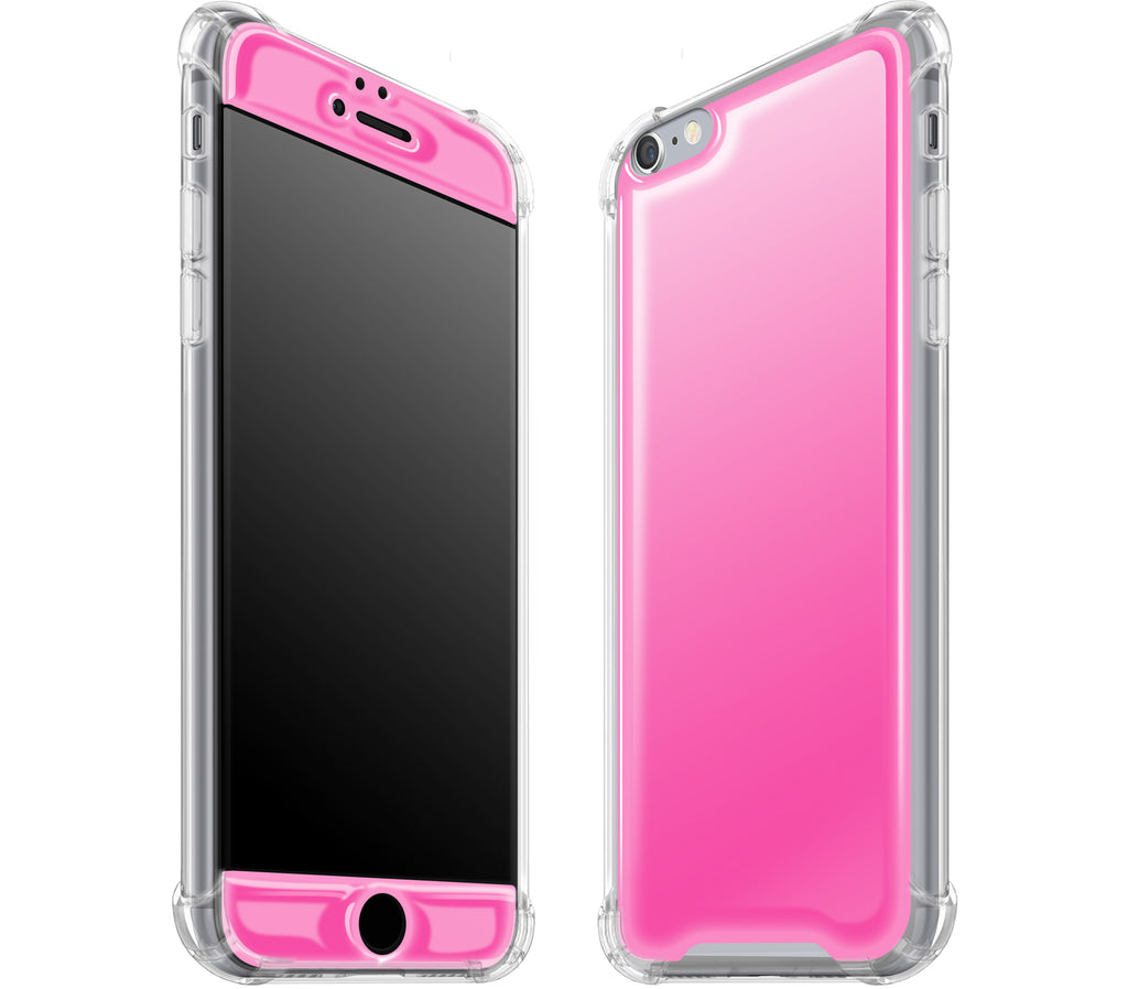 Cotton Candy <br>iPhone 6/6s PLUS - Glow Gel case