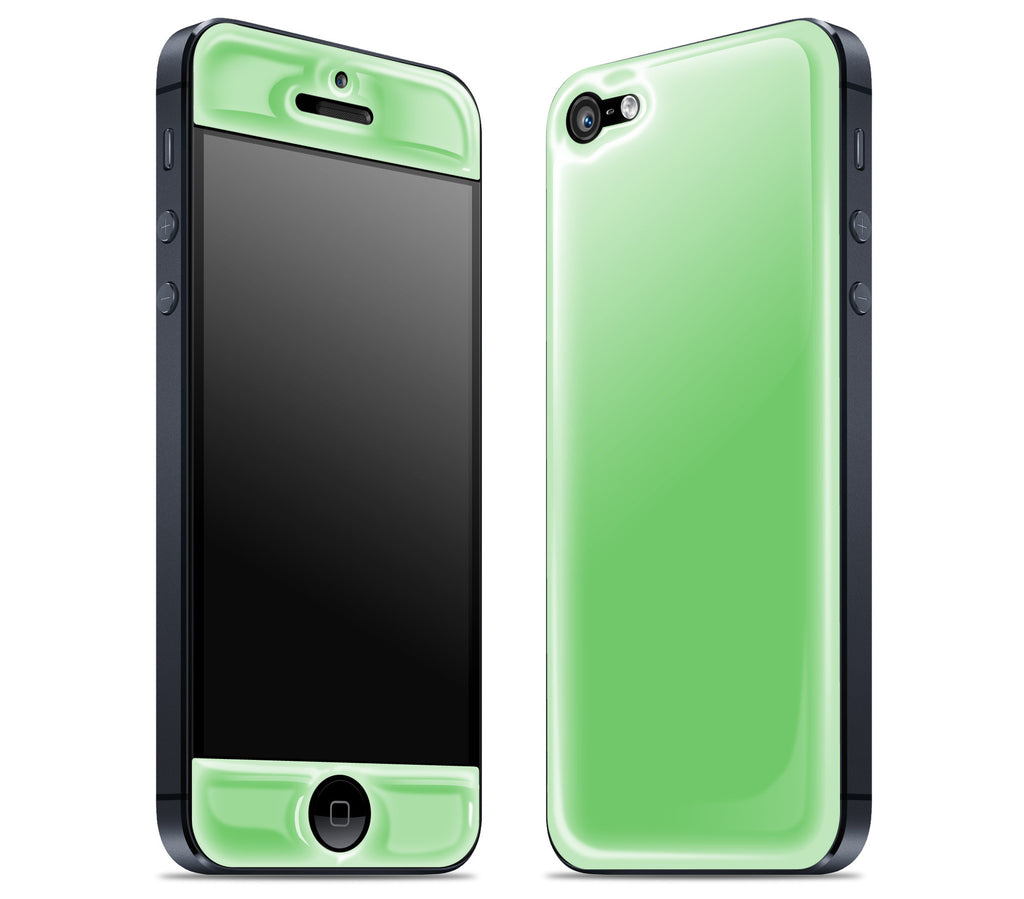 Apple <br>iPhone 5 - Glow Gel Skin