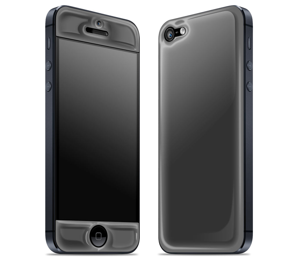 Graphite Pine <br>iPhone 5 - Glow Gel Skin