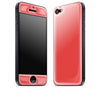 Coral <br>iPhone 5 - Glow Gel Skin