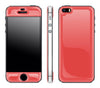 Red / White <br>iPhone 5s - Glow Gel Combo