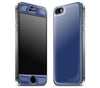 Navy Blue <br>iPhone 5s - Glow Gel Skin