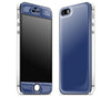 Navy Blue / White <br>iPhone SE - Glow Gel Combo