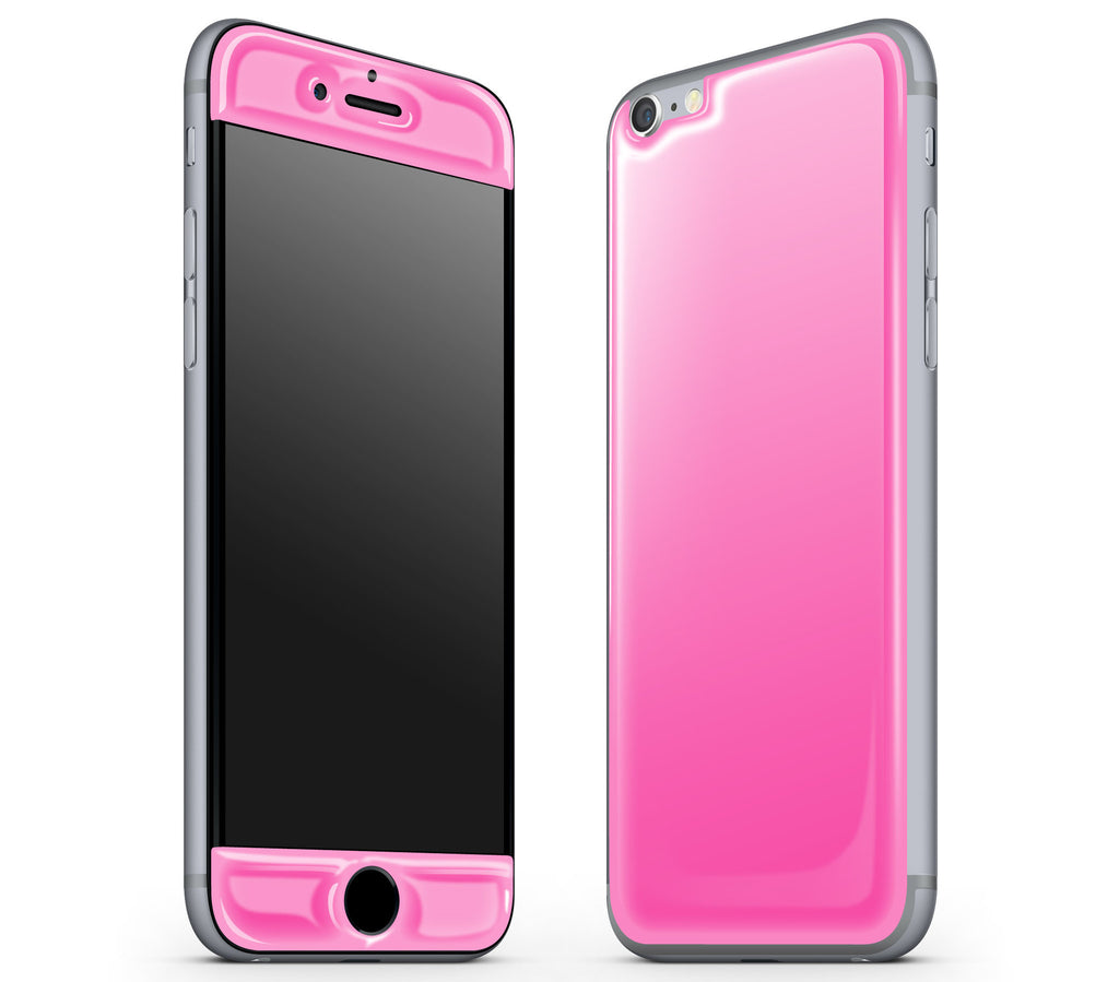 Cotton Candy <br>iPhone 6/6s - Glow Gel Skin