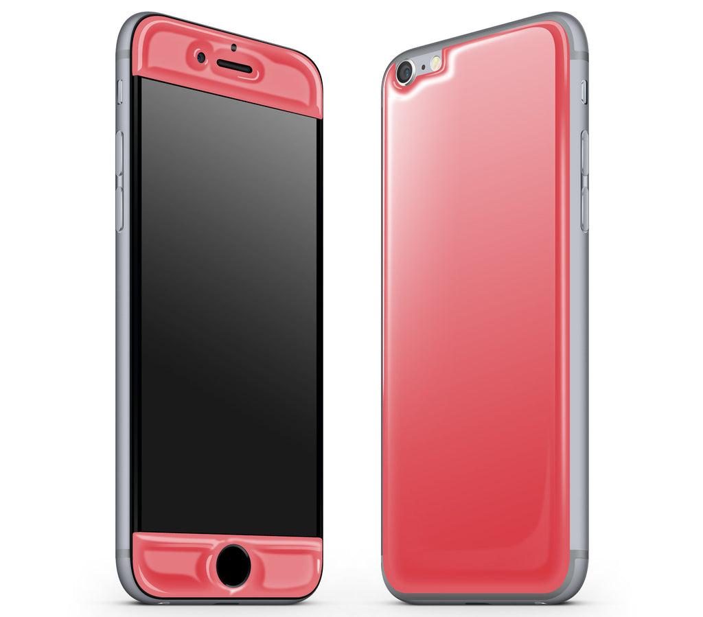 Rebel Red <br>iPhone 6/6s - Glow Gel Skin