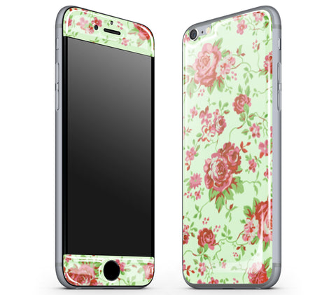 Floral <br>iPhone 6/6s - Glow Gel Skin