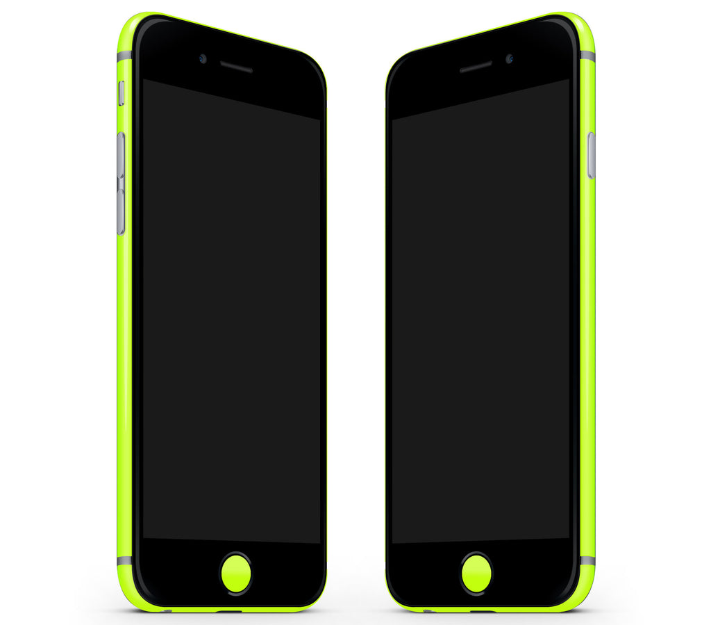 Neon Yellow <br>Rim Skin - iPhone 6/6s