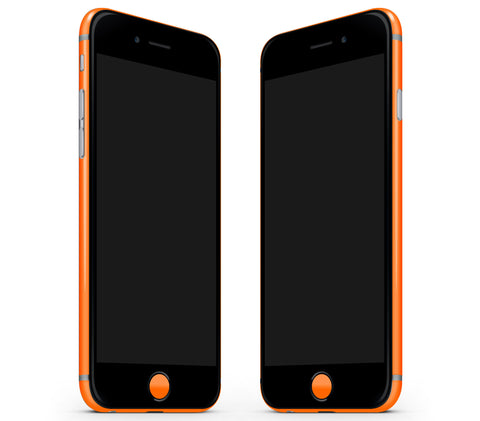 Neon Orange <br>Rim Skin - iPhone 6/6s