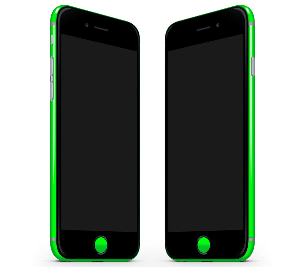 Neon Green <br>Rim Skin - iPhone 7/8
